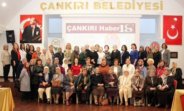 Belediye Coğrafi İşaret Toplantısı Yapıldı - Belediye - Çankırı - haber18