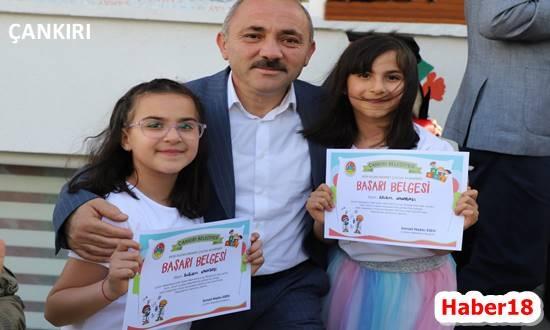 Çankırı - Çankırı Belediyesinde Mezuniyet Töreni Yapıldı - Belediye - haber18
