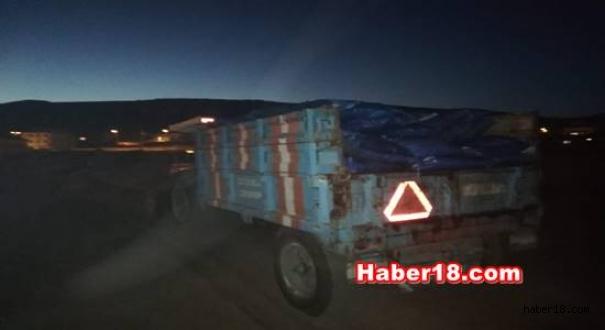 Çankırı'da  200 Ton Kaçak Kömüre El Konuldu