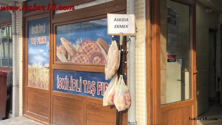 çankırı -  Askıda Ekmek Uygulaması Genel