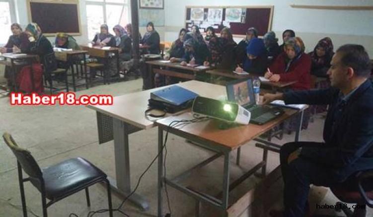Çankırı - Çankırı'da Çiftçi Eğitimleri Hızlandı - İl Tarım ve Orman Müdürlüğü haber18 haberleri