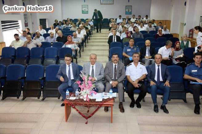 Çankırı - Çankırı'da Eğitim Öğretim Yılı Toplantısı Yapıldı - Eğitim Haberleri haber18 haberleri