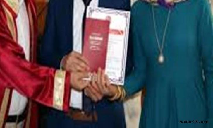 Çankırı'da Evlenme Yaşı Yükseldi Genel - Çankırı