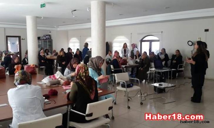 Çankırı'da Kadınlara Organ Bağışı Anlatıldı Çankırı Belediyesi - Çankırı