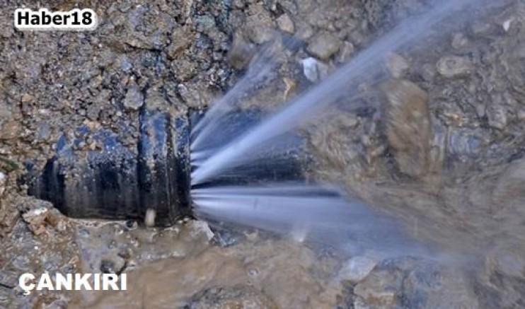 Çankırı haber18 - Çankırı'da Kayıp Kaçak Su Oranı %57 Çankırı Belediyesi - Çankırı resim görselleri