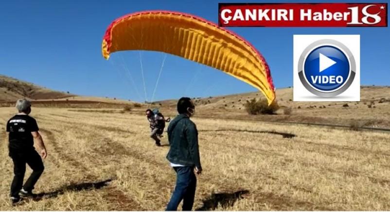 THK Çankırı Sportif Havacılık Kulübü ve Ankara Rüzgâr Havacılık Kulübü yamaç paraşütü kursu başladı - Çankırı Genel Haber Haber18 - attorney at law ,boat yacht  wealth luxury