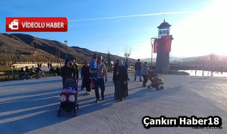 Çankırı - Çankırı Hafta Sonu Cıvıl Cıvıldı - Genel Haberler haber18 haberleri