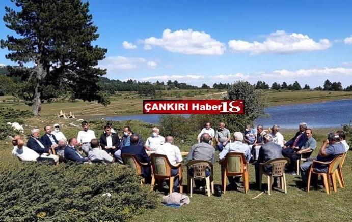 Çankırı İl Genel Meclis Komisyon Toplantısı Bayramören İlçesinde Yaylada Yapıldı - Çankırı Bayramören Haber18 - attorney at law ,boat yacht  wealth luxury