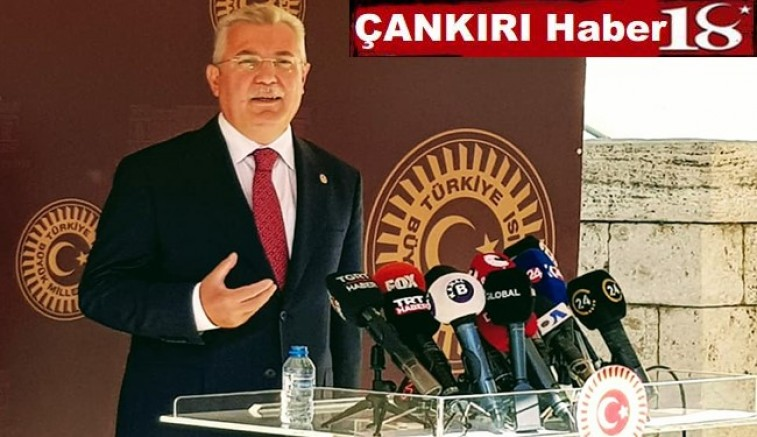 Ak Parti Grup Başkanvekili İlimiz Milletvekili Muhammet Emin Akbaşoğlu, Basın Toplantısı Düzenledi - Çankırı Siyaset Haber18 - attorney at law ,boat yacht  wealth luxury