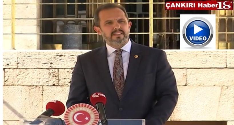 Çankırı Milletvekili Salim Çivitçioğlu, CHP Genel Başkanı Kemal Kılıçdaroğlu'nun söylemlerini şaşkınlıkla dinledim  - Çankırı Siyaset Haber18 - attorney at law ,boat yacht  wealth luxury