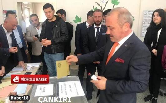 Çankırı haber18 - Çankırı'nın Yeni Belediye Başkanı İsmail Hakkı Esen Oldu Siyaset - Çankırı resim görselleri