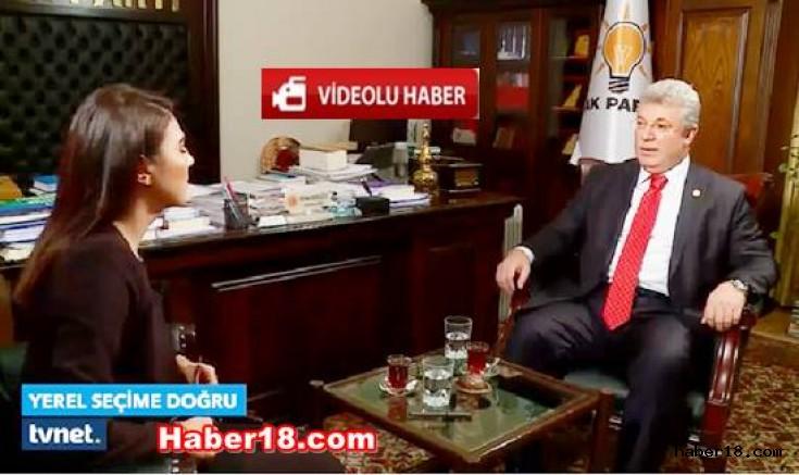 çankırı - Milletvekili Akbaşoğlu, Çankırı Türkiye'nin Kilit Taşı Milletvekili Emin Akbaşoğlu