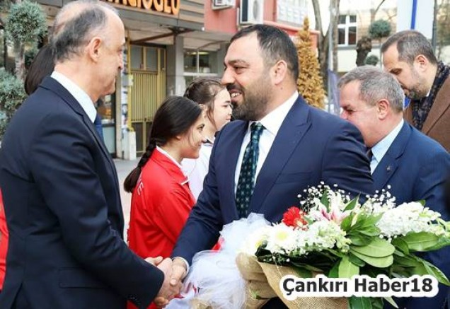 çankırı - İlimiz Türkiye'nin Olimpiyatlara Hazırlama Merkezi Olacak Siyaset