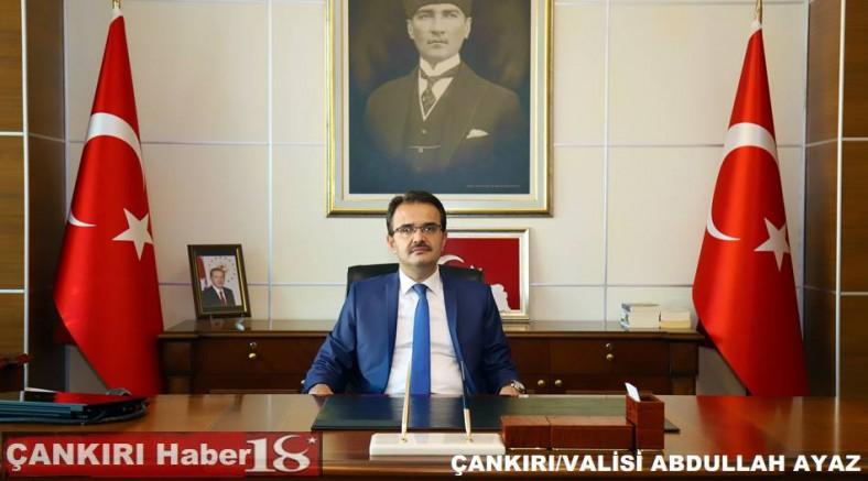 Vali Abdullah Ayaz, hemşehrilerimizin bayramını en içten dileklerimle kutluyor - Çankırı Valilik Haber18 - attorney at law ,boat yacht  wealth luxury