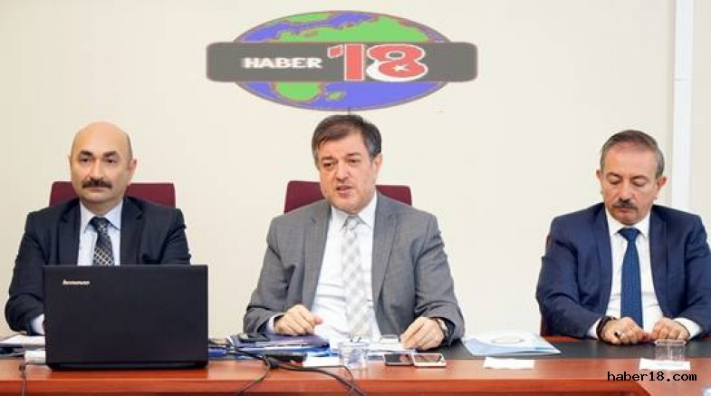 Çankırı Haber18 - İlimize İki Fakülte Bir Yüksekokul Müjdesi, Üniversite - Çankırı, haber