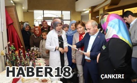 Çankırı - Çankırılı Kadınlar Üreterek Güçlenecek - Belediye Çankırı haber18