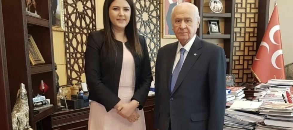 Çankırılı Pelin Yılık MHP Genel Başkan Yardımcısı Oldu. - Siyaset Haber18 - luxury yacht cruises attorney at law ,boat yacht  wealth luxury