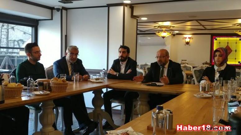 Çankırı Haber18 - Celal Kaman, 15 Belediye Başkanlığını da Biz Alacağız, Siyaset - Çankırı, haber