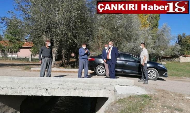 Kaymakam Osman Beyazyıldız Bedil, Kadıözü ve Aliözü Köyleri Ziyaret Etti - Çankırı Çerkeş Haber18 - attorney at law ,boat yacht  wealth luxury