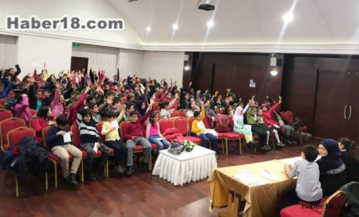 çankırı - Çocuk Meclisi 2. Kurul Toplantısı Gerçekleştirildi Çankırı Belediyesi