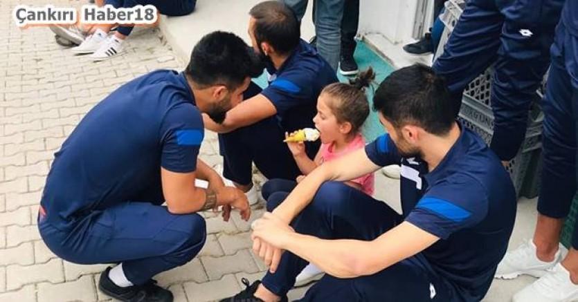 Çocuklar 1074 Çankırıspor'a Moral Ve Motivasyon Sağladı - Spor - Çankırı -Spor - Haber 18 - attorney at law ,boat yacht  wealth luxury