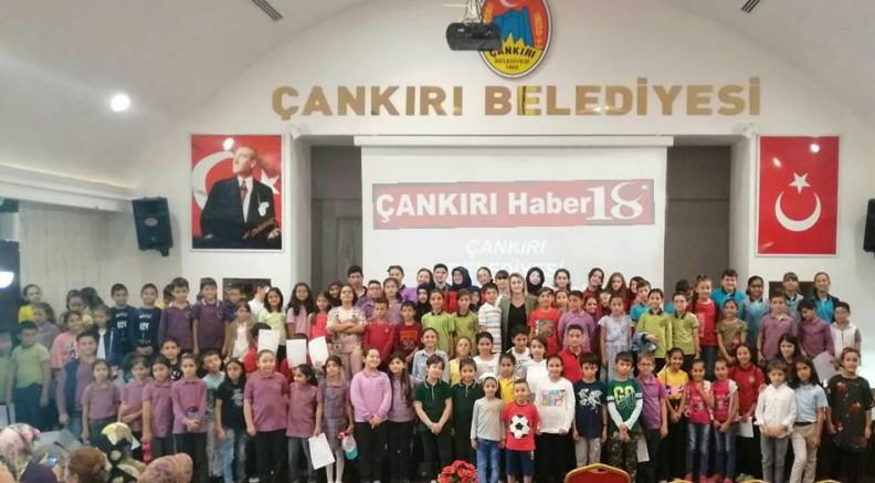 Çankırı - Çocuklardan Lösemili Kardeşleri Yararına Kermes  - Belediye Çankırı haber18