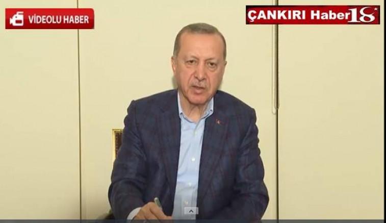 Cumhurbaşkanı Recep Tayyip Erdoğan, sosyal medya hesapları Görüntülü evde kalın mesajı verdi - Çankırı Genel Haber Haber18 - attorney at law ,boat yacht  wealth luxury