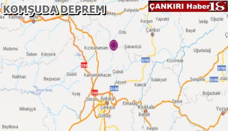 Deprem Çankırı'da Hissedildi - Genel Haber - Çankırı -Genel Haber - Haber 18 - attorney at law ,boat yacht  wealth luxury
