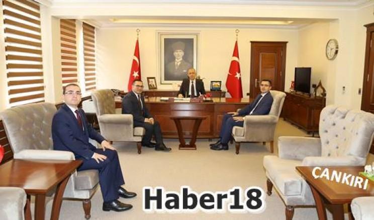 Eldivan, Orta ve Şabanözü Yeni Kaymakam Atandı - Valilik - Çankırı -Valilik - Haber 18 - attorney at law ,boat yacht  wealth luxury