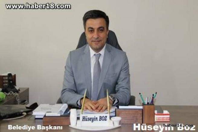Hüseyin Boz, Çankırı Belediye Başkanı