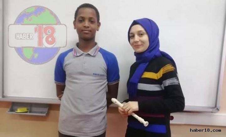 Çankırı - Ezgilerin Dili Olmaz Projesi - Eğitim Haberleri haber18 haberleri