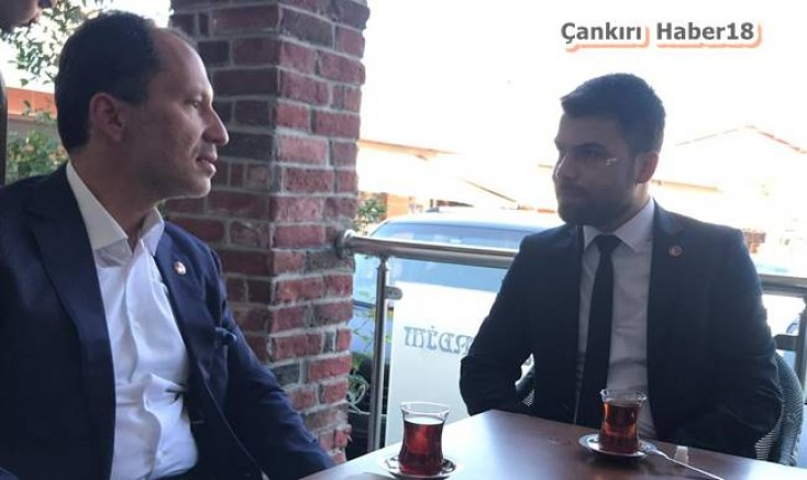 Fatih Erbakan Çankırı'yı Ziyaret Etti - Siyaset - Çankırı - haber18