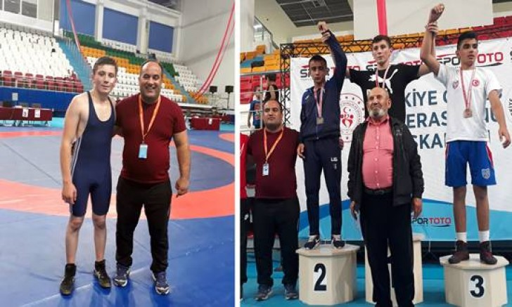 Fatih Özgen Yine Türkiye Şampiyonu Oldu - Spor - Çankırı -Spor - Haber 18 - attorney at law ,boat yacht  wealth luxury