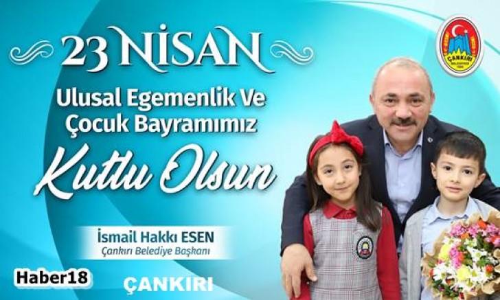 Geleneksel 23 Nisan Çocuk Şenliğine Davetlisiniz Çankırı Belediyesi - Çankırı