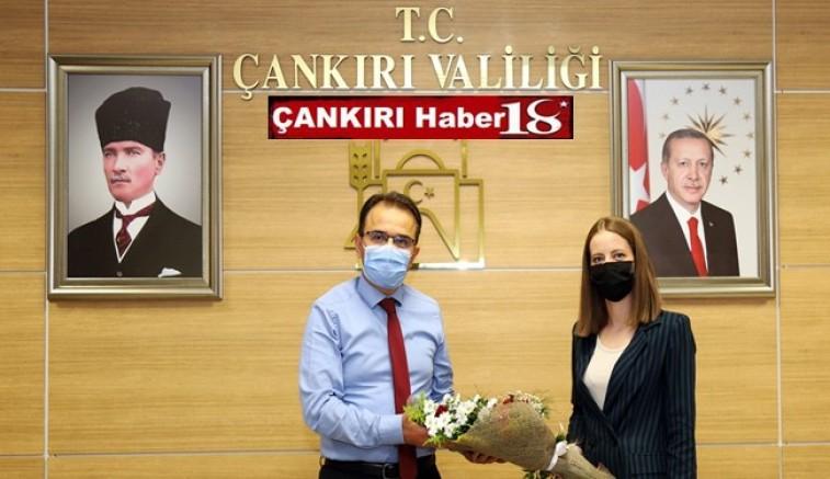 Çankırı Barosu Genç Avukatlar Meclisi Vali Abdullah Ayaz'ı Ziyaret Etti - Çankırı STK Haber18 - attorney at law ,boat yacht  wealth luxury