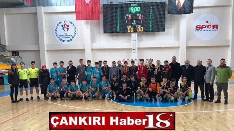 2019-2020 Eğitim-Öğretim Yılı Okul Sporları Gençler Futsal İl Birinciliği Müsabakaları Sonuçlandı - Çankırı Spor Haber18 - attorney at law ,boat yacht  wealth luxury