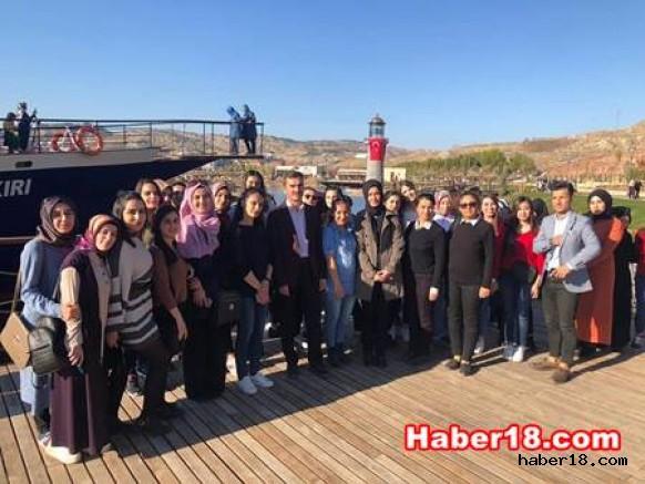 Çankırı - Geziyorum, Çankırı'yı Tanıyorum  Projesi  - Çankırı Belediyesi haber18 haberleri