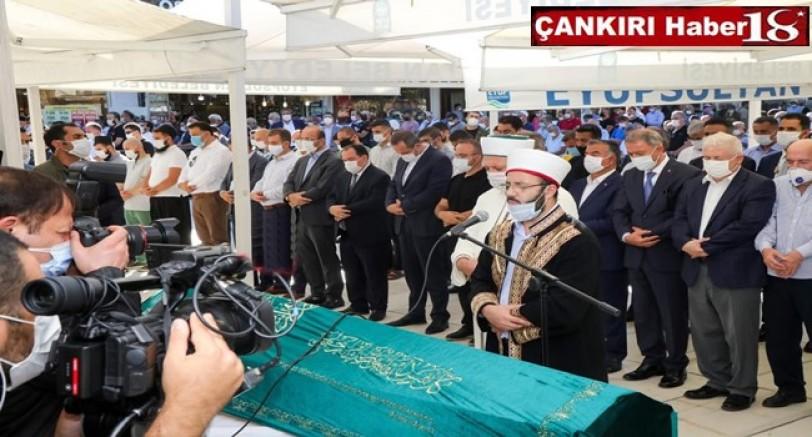 Çankırı Milletvekili Muhammet Emin Akbaşoğlu'nun babası Hacı Bayram Akbaşoğlu, Son Yolculuğuna Uğurlandı - Çankırı Siyaset Haber18 - attorney at law ,boat yacht  wealth luxury