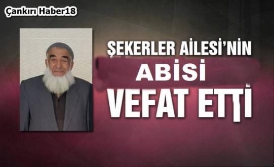 Halil Şeker Vefat Etti - Kurşunlu - Çankırı -Kurşunlu - Haber 18 - attorney at law ,boat yacht  wealth luxury