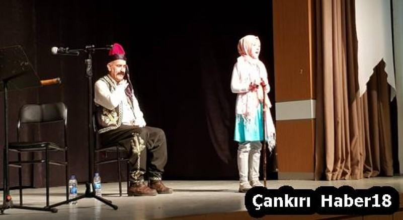 Çankırı - Halk Hikayelerini Anlattı - Çankırı Belediyesi haber18 haberleri