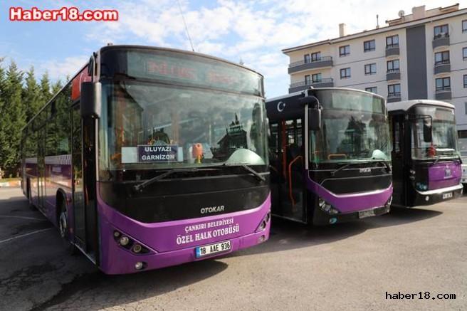 Halk Otobüslerinin Hattı Uzatıldı