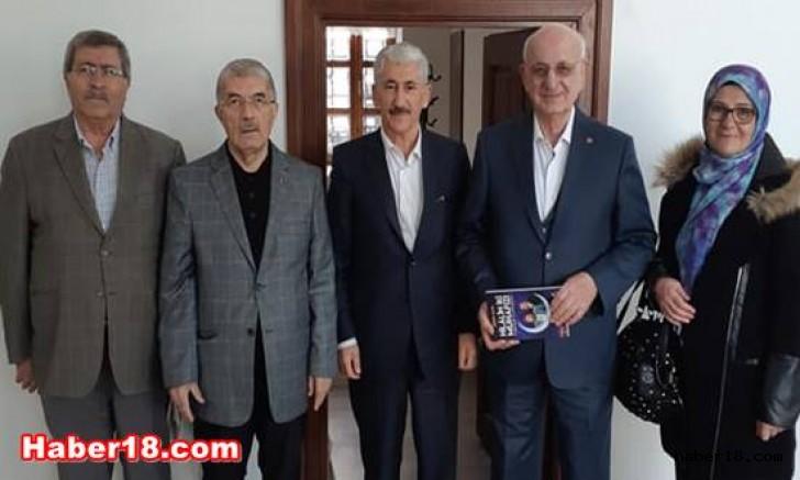 Hemşehrimiz Birlik Vakfı Tarih Kulübü Başkanı Seçildi Genel haberler - Çankırı