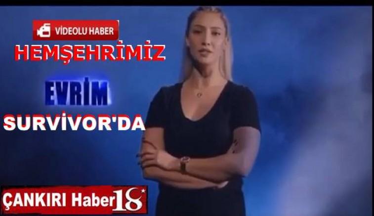 Hemşehrimiz EVRİM SURVİVOR'DA - Genel Haber - Çankırı -Genel Haber - Haber 18 - attorney at law ,boat yacht  wealth luxury