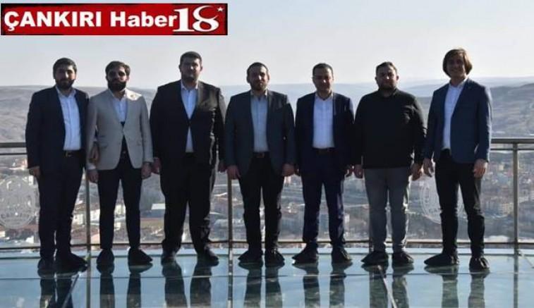 İç Anadolu Bölgesi Gençlik Kolları Toplantısı Çankırı'da Gerçekleşti - Siyaset - Çankırı -Siyaset - Haber 18 - attorney at law ,boat yacht  wealth luxury