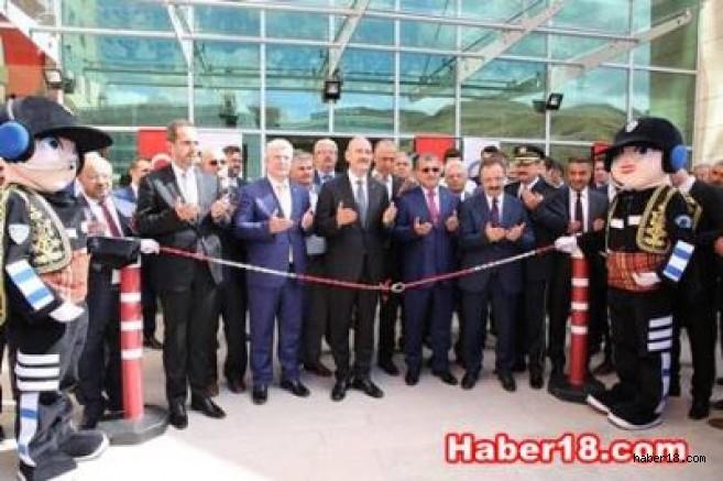Çankırı haber18 -  İçişleri Bakanı Süleyman Soylu Çankırı'da Siyaset - Çankırı resim görselleri