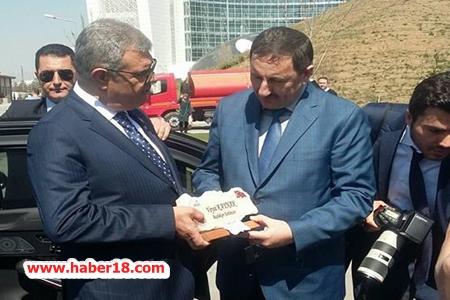 İki Yılda Altıncı Arama Kurtarma Aracını Çankırı'nın Hizmetine Sunuldu Kurumlar - Çankırı