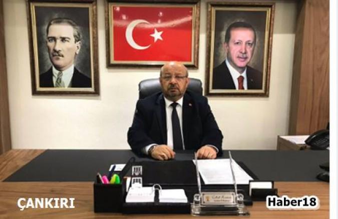 Çankırı - İl Başkanı Celal Kaman İstifa Etti - Siyaset Haberleri haber18 haberleri