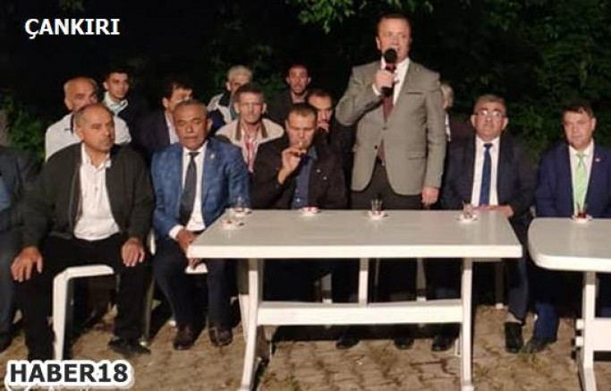 İl Genel Meclis Üyeleri, Kızılca Köylülerine Söz Verdi - Kurşunlu - haber18.com - Çankırı haberleri