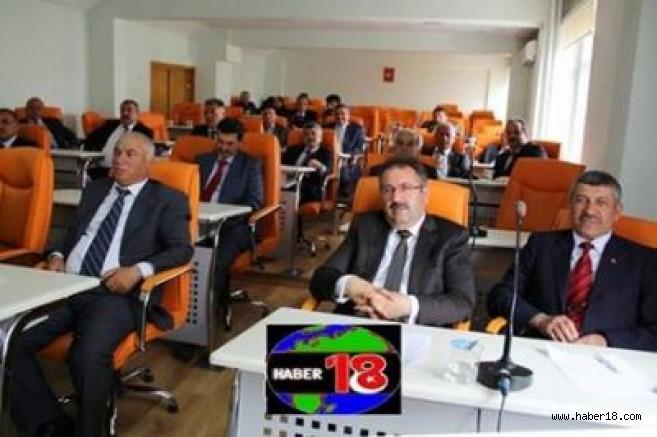 İl Genel Meclisi 2018 Kasım Ayı Gündemi Kurumlar - Çankırı