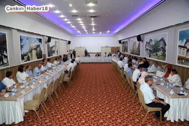İl İdare Şube Başkanları Toplantısı Yapıldı - Kurumlar - Çankırı -Kurumlar - Haber 18 - attorney at law ,boat yacht  wealth luxury
